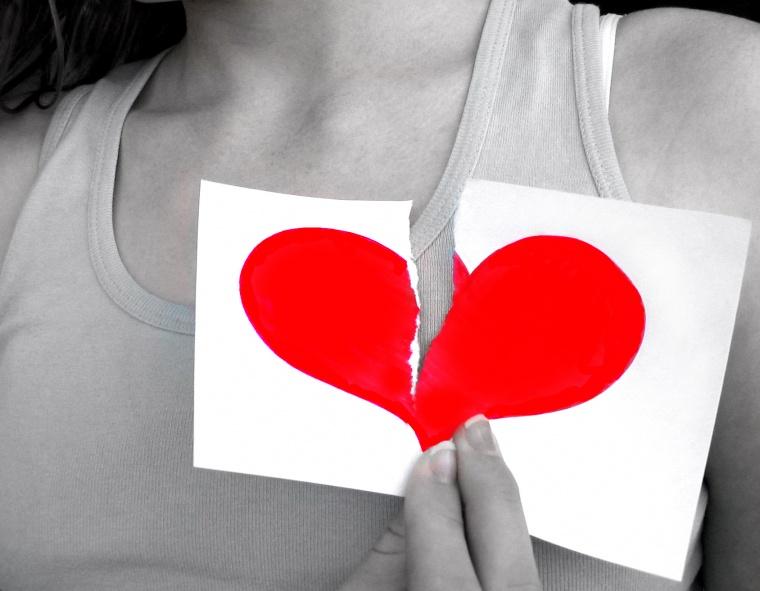 Consejos para superar una ruptura de una relación de pareja