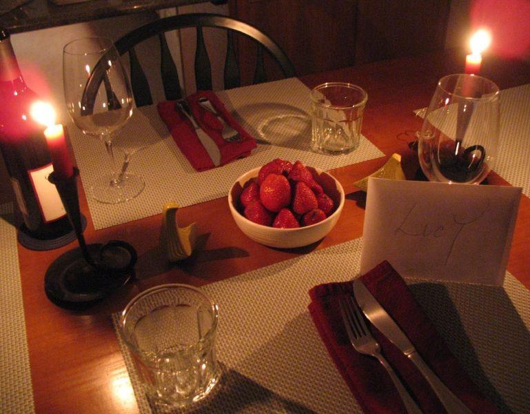 Consejos para tener una cena romántica perfecta   Noviazgos.com