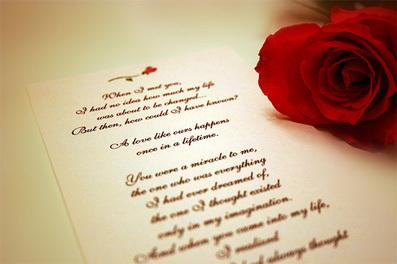Cartas de amor cortas. Cartas de amor para mi novio / novia | Noviazgos.com